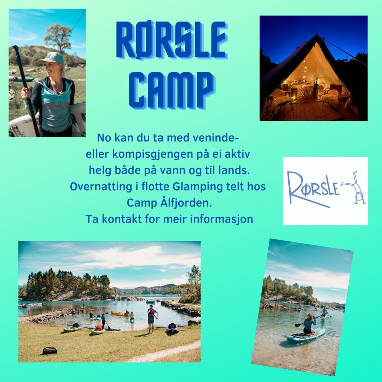 Rørsle -Camp